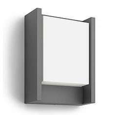 Уличный настенный светильник  Philips myGarden Arbour 3000K 1x6W 164609316