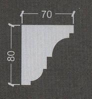 Карниз гипсовый Кг-37, фото 1