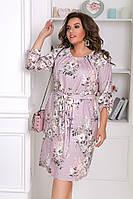 Платье женское  в расцветках 37876, фото 1