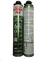 SOMA FIX Пена монтажная проф MEGA 65 Plus (850мл выход 65л премиум) S957