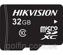 Флеш-карта micro SD HS-TF-L2I/32G