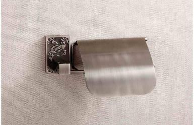 Тримач туалетного паперу  8506 (antik black )