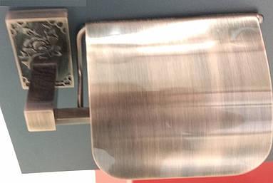 Тримач туалетного паперу  8506 (antik red )