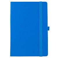 Еженедельник полудатированный Axent Strong 8602-20-07-A, 125*195мм, голубой