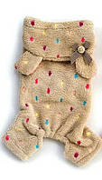 Комбинезон пижама с капюшоном для собак  XL