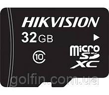 Флеш-карта micro SD HS-TF-P1/32G