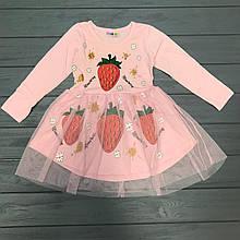 Детское Платье  для девочек оптом р.5-7-9 лет