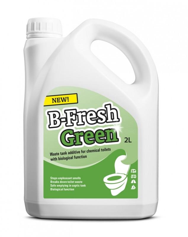 Жидкость для биотуалета B-Fresh Green, 2 л, Thetford