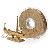 Деревоподібний пластик в котушці Polywood Polymaker 1.75, 0,6 кг