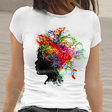 Печать на футболках из натуральной ткани