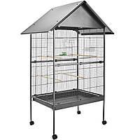 Клетка для птиц 168 см (с крышей)