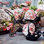 Cybex Mios Lux R Spring Blossom Dark Прогулочная, фото 4