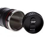 Кухоль-термос-фотооб'єктив, фото 2