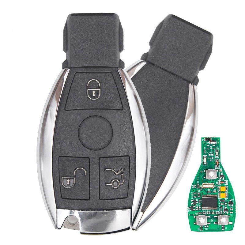 Ключ 433Mhz Mercedes-Benz A,AMG GT,B,C,Citan,CLA,CLC,CL,CLK,CLS,E,G,GLA, GLC,GL,GLE,GLK,GLS,M,R,S,SLC,SL