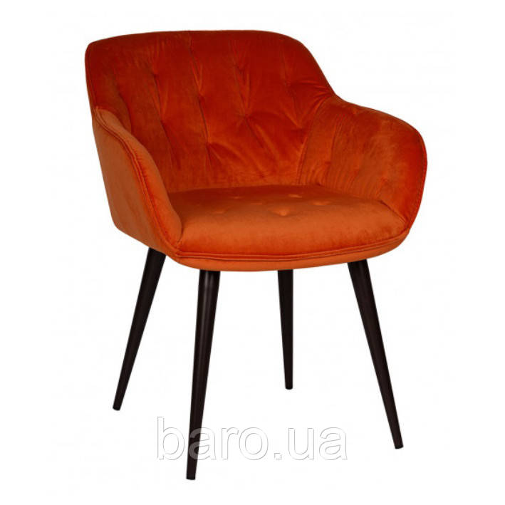 Кресло Viena (Виена), оранжевый (Бесплатная доставка), Nicolas
