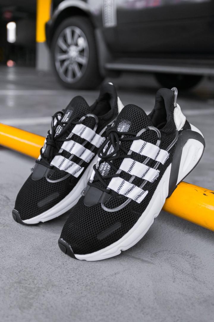 """Кроссовки Adidas Lexicon """"Black/White"""""""