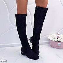 Зимние сапоги с мехом, фото 2