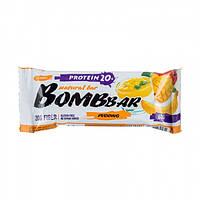 Протеиновый батончик Bombbar, Манго-банан, 60 грамм, Bombbar