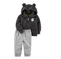 Тёплый детский спортивный костюм 5-7 лет