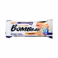 Протеиновый батончик Bombbar, Смородиново-черничный панкейк, 60 грамм, Bombbar