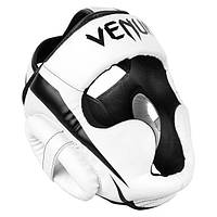 Шлем Venum Elite Headgear White/Black Taille