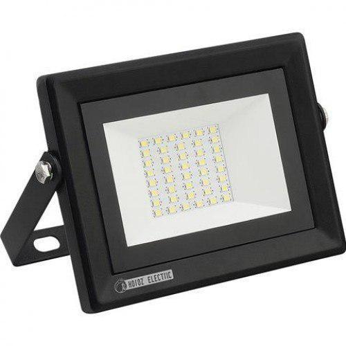 Светодиодный прожектор 10W GREEN (Зелёный) LED прожектор  HOROZ PARS-10 GREEN