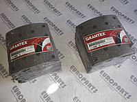Накладки тормозные WVA19553 19716 Ивеко Тракер Iveco Trakker EUROTECH EUROSTAR EuroTrakker  2992123  2992378, фото 1
