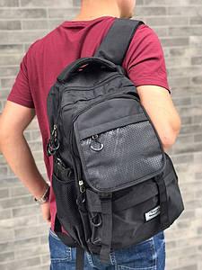 Качественный рюкзак  . Код 007 чорний