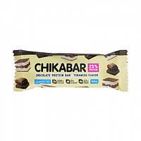 Протеиновый батончик Chikabar, Тирамису, 60 грамм, Chikalab