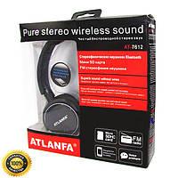 Наушники беспроводные Bluetooth  ATLANFA 7612