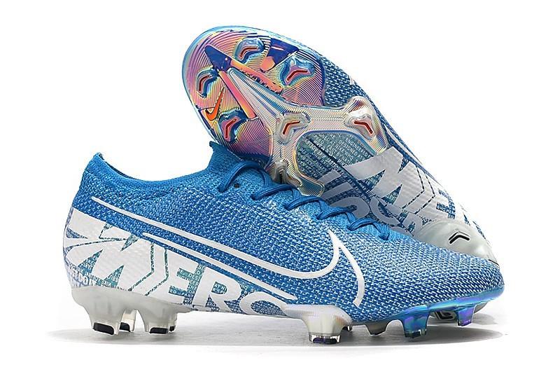 Бутсы Nike Mercurial Vapor XIII Elite FG blue
