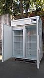 Холодильный шкаф Технохолод Техас ШХС-1.6  б у. холодильник глухой промышленный б/у, фото 2