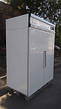 Холодильный шкаф Технохолод Техас ШХС-1.6  б у. холодильник глухой промышленный б/у, фото 4