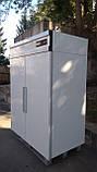 Холодильный шкаф Технохолод Техас ШХС-1.6  б у. холодильник глухой промышленный б/у, фото 5