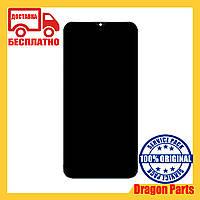 Дисплей Samsung A105 Galaxy A10 2019 с сенсором (без рамки) Черный Black оригинал , GH82-18685A