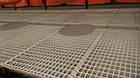 Щелевой пластиковый пол для птицы 1200х600 мм, щелевой пол для птичников, фото 10