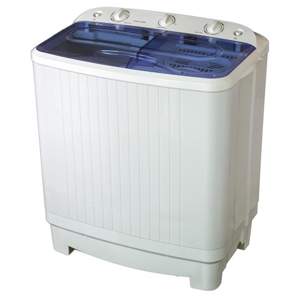 Пральна машина 7.0 кг с центрифугой, помпа ViLgrand V708-52_blue_(5071)