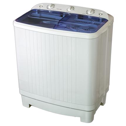 Пральна машина 7.0 кг с центрифугой, помпа ViLgrand V708-52_blue_(5071), фото 2