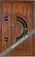 Входные двери Двери Комфорта Полуторные 1200x 860-960x2050 мм, Правые и Левые