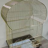 Клетка для птиц Jasmine 6102-G 46,5*36*88см., фото 2
