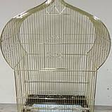Клетка для птиц Jasmine 6102-G 46,5*36*88см., фото 3