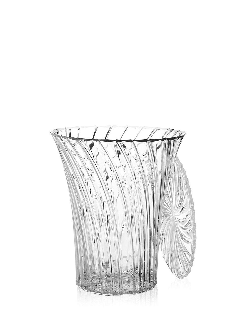 Табуретка - Kartell, Sparkle Хрусталь 38 x 38 x 44 cm