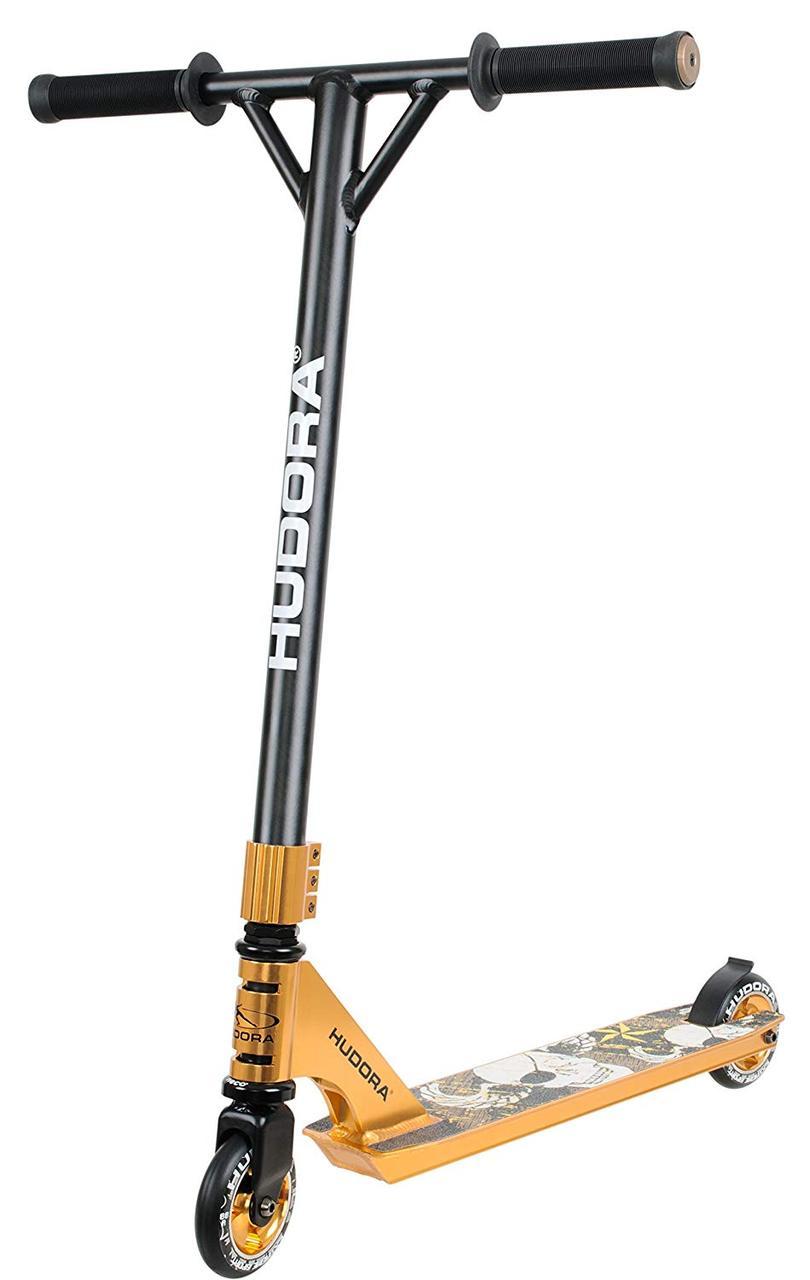 Самокат - HUDORA XR-25 gold -14027