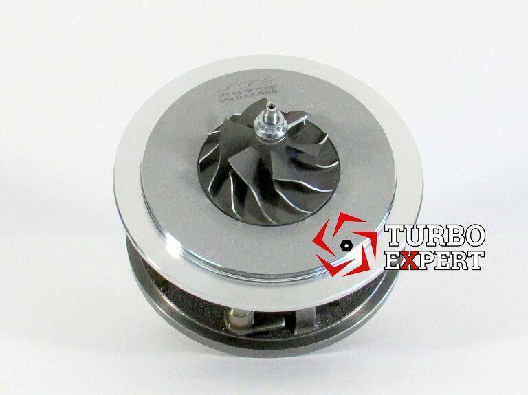 Картридж турбины 714467-9014S, 714467-5014S Jaguar X Type 2.0 TDCI, 96 Kw, Duratorq DI, 1435150, 2002+