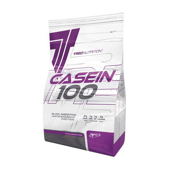 Casein 100 (600 g) TREC nutrition