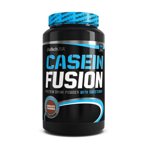Протеин Казеин Casein Fusion (908 g) BioTech