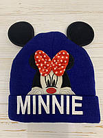 Шапка «Minnie Mouse» (Арт.: WD001)