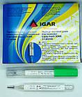 Градусник (термометр) ртутный медицинский / ИГАР, фото 2