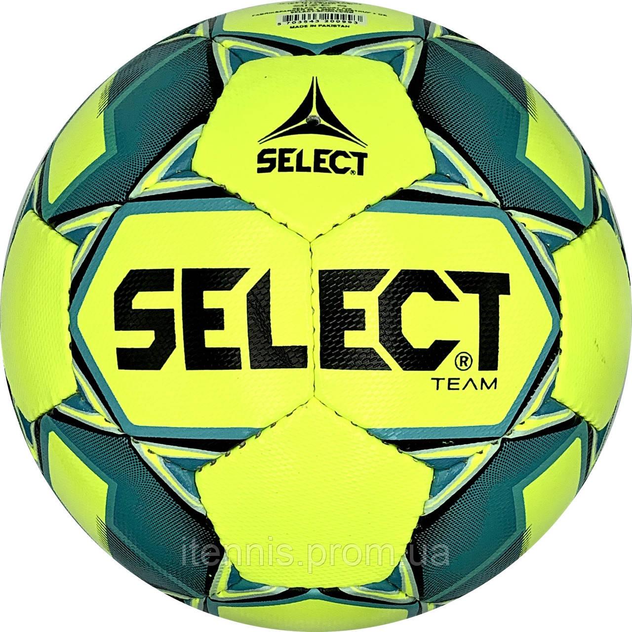 Футбольный мяч Select TEAM 2019