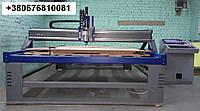 Фрезерно-гравировальный станок с ЧПУ с рабочим полем 2800х2200mm